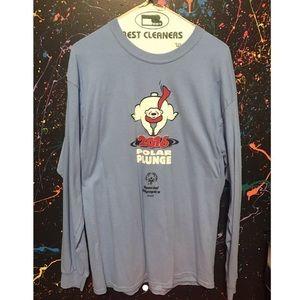 2016 Polar Plunge long sleeve t-shirt